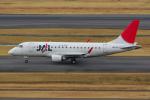 PASSENGERさんが、羽田空港で撮影したジェイ・エア ERJ-170-100 (ERJ-170STD)の航空フォト(写真)