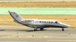 誘喜さんが、マドリード・バラハス国際空港で撮影したドイツ個人所有 525A Citation CJ2+の航空フォト(写真)