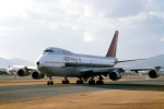 Gambardierさんが、伊丹空港で撮影したノースウエスト航空 747-151の航空フォト(写真)