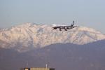 LAX Spotterさんが、ロサンゼルス国際空港で撮影した全日空 777-381/ERの航空フォト(写真)