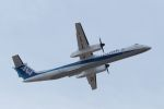 lonely-wolfさんが、伊丹空港で撮影したANAウイングス DHC-8-402Q Dash 8の航空フォト(写真)