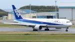 誘喜さんが、那覇空港で撮影した全日空 767-381の航空フォト(写真)
