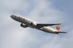 Yossy96さんが、伊丹空港で撮影した日本航空 777-246/ERの航空フォト(写真)