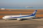NoAさんが、中部国際空港で撮影した全日空 767-381/ERの航空フォト(写真)