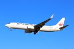 JA882Aさんが、松山空港で撮影した日本航空 737-846の航空フォト(写真)