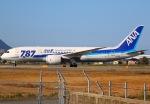 JA882Aさんが、松山空港で撮影した全日空 787-881の航空フォト(写真)