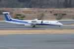 airdrugさんが、成田国際空港で撮影したANAウイングス DHC-8-402Q Dash 8の航空フォト(写真)
