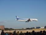 dnaさんが、成田国際空港で撮影した全日空 777-381/ERの航空フォト(写真)