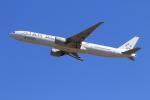 たっくさんが、成田国際空港で撮影したシンガポール航空 777-312/ERの航空フォト(写真)
