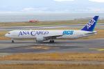 PASSENGERさんが、関西国際空港で撮影した全日空 767-381/ER(BCF)の航空フォト(写真)