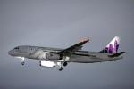 臨時特急7032Mさんが、福岡空港で撮影した香港エクスプレス A320-232の航空フォト(写真)