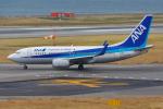 PASSENGERさんが、関西国際空港で撮影した全日空 737-781の航空フォト(写真)