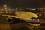 JA8037さんが、香港国際空港で撮影したチャイナエアライン A350-941XWBの航空フォト(写真)