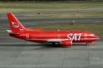RJFT Spotterさんが、新千歳空港で撮影したサハリン航空 737-5L9の航空フォト(写真)