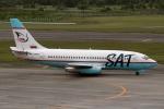 RJBB Spotterさんが、新千歳空港で撮影したサハリン航空 737-232/Advの航空フォト(写真)