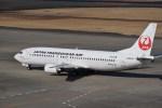 kumagorouさんが、仙台空港で撮影した日本トランスオーシャン航空 737-4Q3の航空フォト(写真)