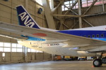 NH642さんが、羽田空港で撮影したANAウイングス 737-54Kの航空フォト(写真)