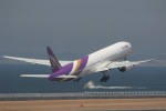 MA~RUさんが、中部国際空港で撮影したタイ国際航空 777-3D7の航空フォト(写真)