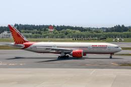 Y-Kenzoさんが、成田国際空港で撮影したエア・インディア 777-237/LRの航空フォト(写真)