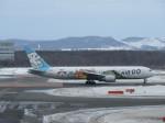 sky737さんが、新千歳空港で撮影したAIR DO 767-381の航空フォト(写真)