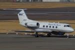 zibaさんが、名古屋飛行場で撮影したダイヤモンド・エア・サービス G-1159 Gulfstream IIの航空フォト(写真)