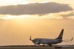 ShiShiMaRu83さんが、神戸空港で撮影したスカイマーク 737-82Yの航空フォト(写真)
