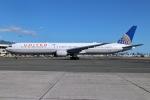 JRF spotterさんが、ホノルル国際空港で撮影したユナイテッド航空 767-424/ERの航空フォト(写真)