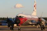 じゃがさんが、入間飛行場で撮影した航空自衛隊 YS-11-105FCの航空フォト(写真)