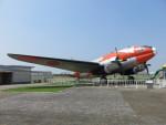 Timothyさんが、浜松基地で撮影した航空自衛隊 C-46A-50-CUの航空フォト(写真)