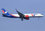 RA-86141さんが、スワンナプーム国際空港で撮影したアズール・エア 757-2Q8の航空フォト(写真)