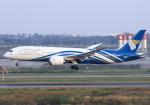 RA-86141さんが、スワンナプーム国際空港で撮影したオマーン航空 787-8 Dreamlinerの航空フォト(写真)