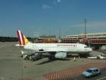 Rsaさんが、ベルリン・テーゲル空港で撮影したジャーマンウィングス A319-132の航空フォト(写真)