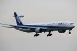 ドラパチさんが、羽田空港で撮影した全日空 777-381の航空フォト(写真)