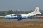 AkilaYさんが、ヤンゴン国際空港で撮影したミャンマー空軍 Y-8Dの航空フォト(写真)