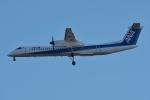 qooさんが、伊丹空港で撮影したANAウイングス DHC-8-402Q Dash 8の航空フォト(写真)
