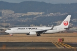 qooさんが、伊丹空港で撮影した日本航空 737-846の航空フォト(写真)