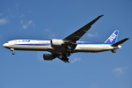 23approachさんが、成田国際空港で撮影した全日空 777-381/ERの航空フォト(写真)