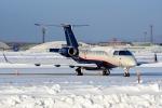 Ariesさんが、新千歳空港で撮影したウェルズ・ファーゴ・バンク・ノースウェスト EMB-550 Legacy 500の航空フォト(写真)