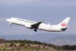 triton@blueさんが、高松空港で撮影した日本航空 737-846の航空フォト(写真)