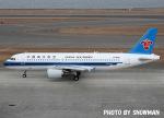 snowmanさんが、中部国際空港で撮影した中国南方航空 A320-214の航空フォト(写真)