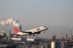 cherrywing787さんが、羽田空港で撮影したジェイ・エア ERJ-170-100 (ERJ-170STD)の航空フォト(写真)