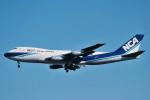 トロピカルさんが、成田国際空港で撮影した日本貨物航空 747-281F/SCDの航空フォト(写真)