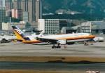 NH642さんが、啓徳空港で撮影した日本エアシステム A300B4-622Rの航空フォト(写真)