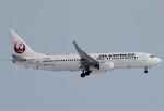 ユージ@RJTYさんが、新千歳空港で撮影した日本航空 737-846の航空フォト(写真)