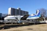 YASKYさんが、西武新宿線 航空公園駅前で撮影したエアーニッポン YS-11A-500の航空フォト(写真)
