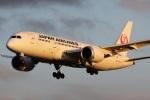 ドラパチさんが、成田国際空港で撮影した日本航空 787-846の航空フォト(写真)
