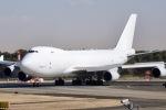 shiraponさんが、成田国際空港で撮影したアトラス航空 747-4KZF/SCDの航空フォト(写真)