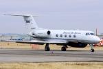 Flankerさんが、名古屋飛行場で撮影したダイヤモンド・エア・サービス G-1159 Gulfstream IIの航空フォト(写真)