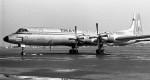 ハミングバードさんが、名古屋飛行場で撮影したTMAC  TRANS MERIDIAN AIR CARGO Canadair CL-44D4-2の航空フォト(写真)
