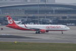 pringlesさんが、チューリッヒ空港で撮影したエア・ベルリン A321-211の航空フォト(写真)